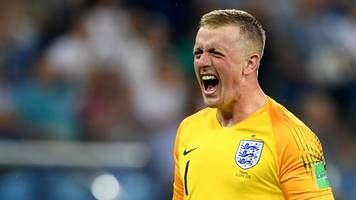 World Cup 2018: How the England players rated v Tunisia