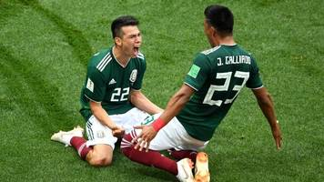surprise world cup victory really shook mexico — literally