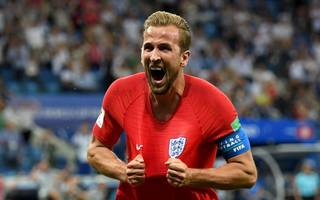 kane relief: captain's heroics lead england to world cup win