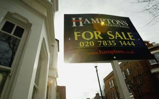Mapped: Risers and fallers of London boroughs ranked on house price growth