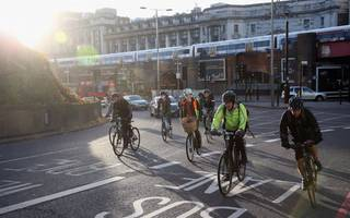 Westminster Council steps in with legal challenge on new Cycle Superhighway