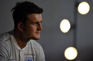 former hull city defender harry maguire confident england can handle pressure