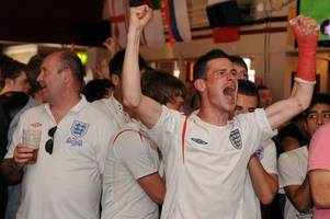 Wetherspoons performs major U-turn on England shirts and flags for Tunisia World Cup game after massive backlash