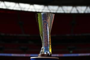 arsenal invited into checkatrade trophy as full list of competing teams is confirmed - manchester city, tottenham hotspur and chelsea will also be involved