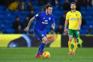 former bristol city player lee tomlin's future in limbo permanent move to nottingham forest from cardiff city now unlikely