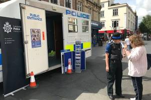 16 arrested in police antisocial behaviour crackdown in leicester city centre