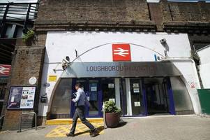 spray cans found near three bodies struck by train at loughborough junction in london