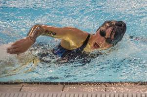 Thousands of pounds handed to charities at Swimarathon presentation evening