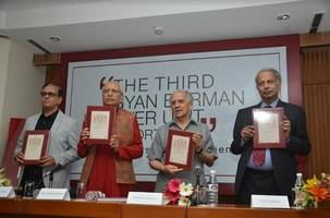 arun shourie launched 3rd edition of gyan burman liver unit report