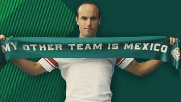 world cup: landon donovan defends support for mexico