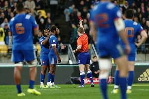 All Blacks v France red card that left rugby fans stunned is dismissed by World Rugby