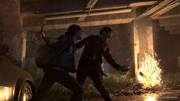 what do game developers see when they watch the last of us part 2 trailer?