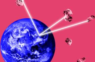 Russia Wants to Vaporize Space Junk With a Laser. There Is No Way This Will Go Wrong.