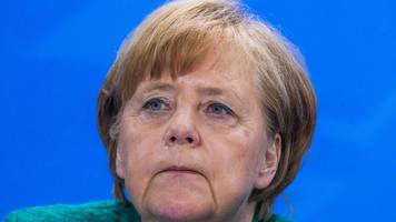 why is angela merkel's leadership under pressure?