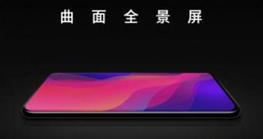 forget the iphone x, oppo find x to boast 93.8% screen-to-body ratio