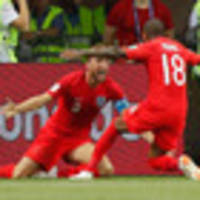Fifa World Cup daily: England earn last-gasp win over Tunisia, Belgium out-muscle Panama, Sweden edge Korea