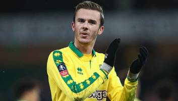 norwich star to undergo leicester medical 'in next few days' with southampton set to miss out