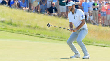 putting poses as dustin johnson's biggest shortcoming in final round at u.s. open