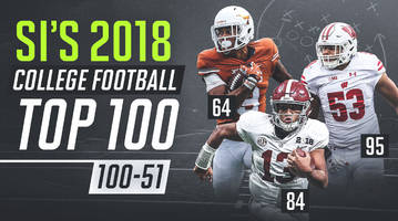 top 100 college football players of 2018: nos. 100–51