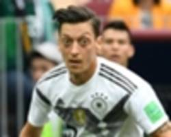 'low should put ozil on the bench' - effenberg urges germany to drop arsenal star
