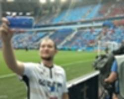 Russia Diary: Vivo providing football fans unforgettable experiences