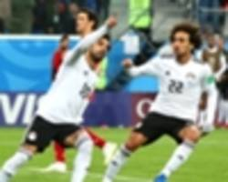 VIDEO: Mohamed Salah penalty gives Egypt hope against Russia