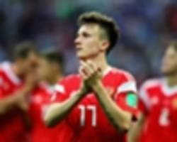 Who is Aleksandr Golovin? 'Russia's Iniesta' who lit up World Cup opener