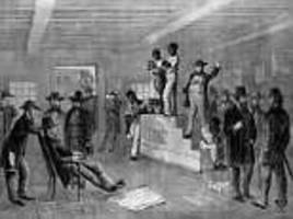city where many slaves entered us to apologize for slavery