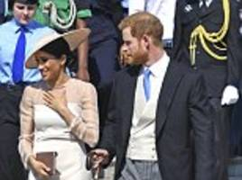 meghan and harry to visit dublin in july