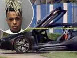rapper xxxtentacion, 20, shot dead in miami in 'armed robbery' as he left motorcycle dealership