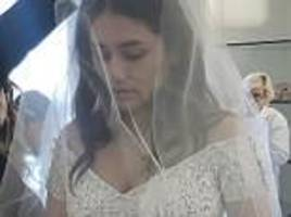 Russian heiress, 18, who is a family friend of Roman Abramovich marries in £1.2million ceremony