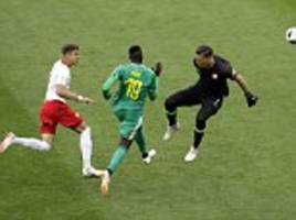Poland 1-2 Senegal: Defensive errors gift Africans victory in Group H