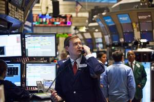there's one major market distortion standing in the way of 'normal' levels of interest and volatility