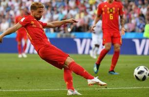 FOX Sports' Goal of the Day: Belgium's Dries Mertens scores with pure focus | 2018 FIFA World Cup™