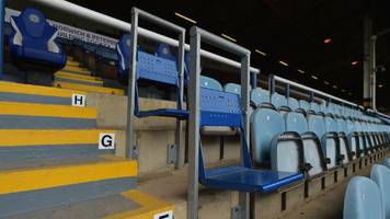 Safe standing: EFL chief executive calls for clubs to make their own decisions