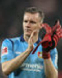 arsenal transfer news: bernd leno speaks out for first time since joining unai emery's men