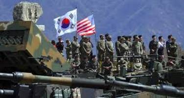 South Korea & US suspend joint military drills scheduled in August