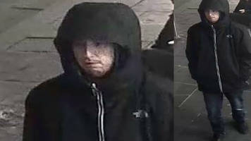 cctv image released after teenage girl attacked in glasgow