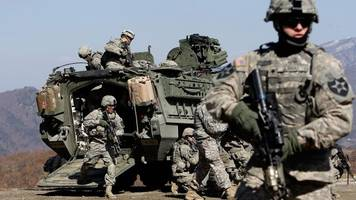 the us is suspending a major military exercise with south korea