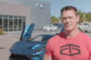 john cena settles lawsuit over selling ford gt early