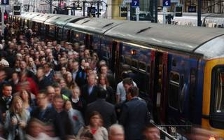 here are britain's best train companies - and the most overcrowded
