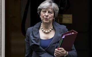 personal investors lack confidence in theresa may's negotiations