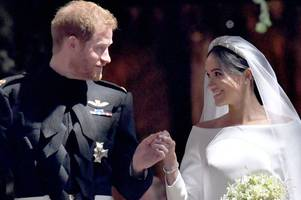 Bookies slash the odds on Prince Harry and Meghan Markle having a baby