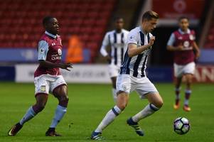 'top player for the future' west brom defender jack fitzwater in the words of his former managers