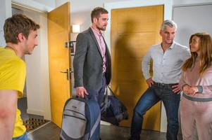 Coronation Street fans are predicting a shock fling for 'brothers' Ali and Ryan