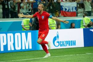 England's World Cup win over Tunisia was most-watched TV programme of 2018