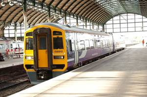 be aware! train timetables between lincoln and sheffield change during strike action