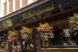wetherspoons customers can now wear england shirts inside – but flags remain banned