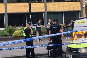 Parts of London on lockdown following explosion at Southgate Tube station