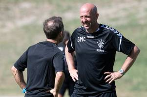 gary mcallister reveals rangers job was too good to turn down